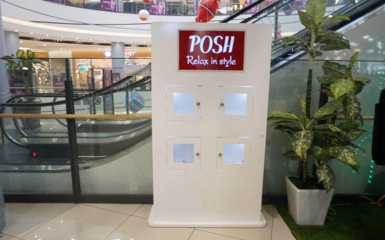 Free charging box
