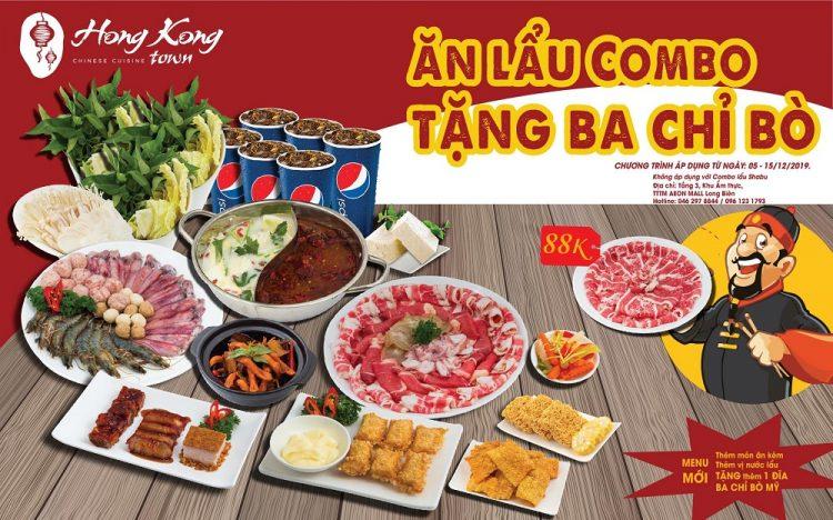 HONGKONG TOWN: EAT HOT POT COMBO – GET USA BEEF FREE