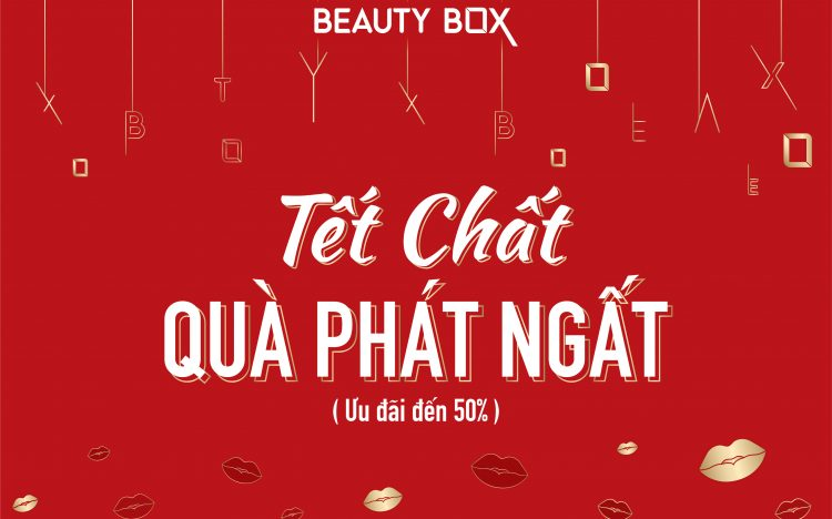 ALL BEAUTY TRENDS – ALL IN BEAUTY BOX