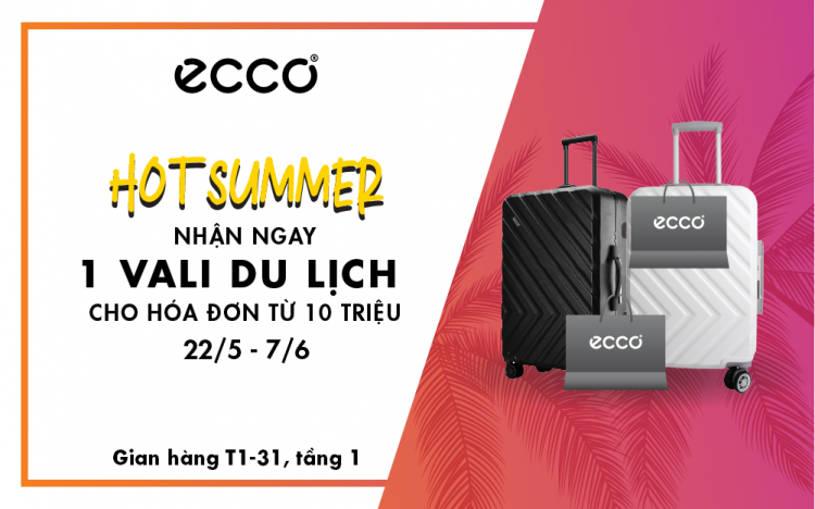 HOT SUMMER GIFT FROM ECCO