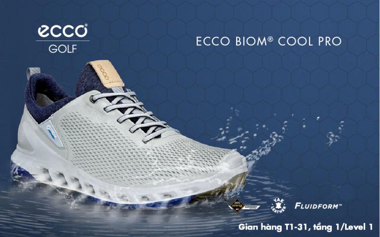 ECCO BIOM® FAMILY – PERFORM IN SUPREME, BREATHABLE COMFORT