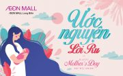 Sự kiện Ngày của mẹ - Mother's Day AEON MALL Long Biên
