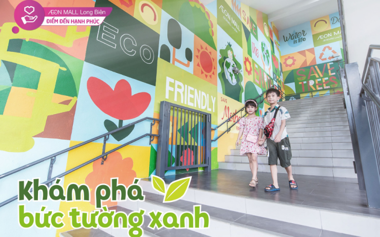 DISCOVER THE MEANINGFUL MESSAGES OF GREEN WALL